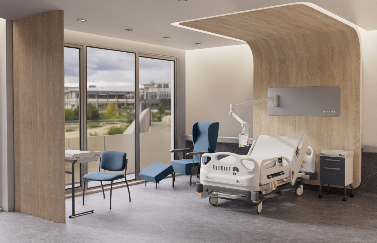 Hospital Patient room Y-CARE